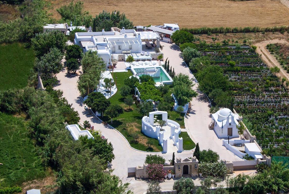 8 Bedroom Villa In Naxos Greek Rent